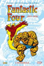 Fantastic Four (L'intégrale) -16- Fantastic Four : L'intégrale 1977-1978