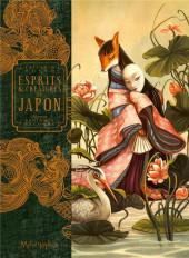 (AUT) Lacombe, Benjamin - Esprits et créatures du Japon