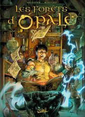 Les forêts d'Opale -12- L'étincel courroucé