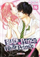 Black Prince & White Prince -16- Tome 16