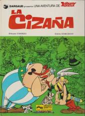 Astérix (en langues régionales) -15Catalan- La cizaña