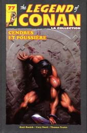 Savage Sword of Conan (The) (puis The Legend of Conan) - La Collection (Hachette) -77- Cendres et poussière