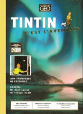 Tintin - Divers -Géo06- Tintin - C'est l'aventure - n° 6