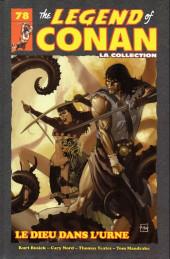Savage Sword of Conan (The) (puis The Legend of Conan) - La Collection (Hachette) -78- Le dieu dans l'urne