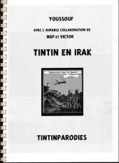 Tintin - Pastiches, parodies & pirates -29'- Tintin en Irak