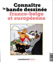 (DOC) Études et essais divers - Connaître la bande dessinée franco-belge et européenne