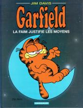 Garfield -4c2001- La faim justifie les moyens