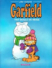 Garfield -15a2002- Fait boule de neige