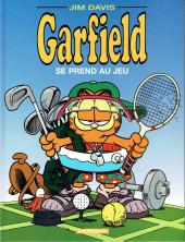 Garfield -24b2000- Garfield se prend au jeu