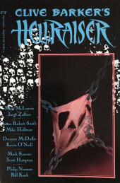 Clive Barker's Hellraiser (1989) -2- Issue #2