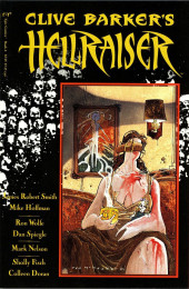 Clive Barker's Hellraiser (1989) -5- Issue #5