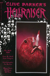 Clive Barker's Hellraiser (1989) -6- Issue #6