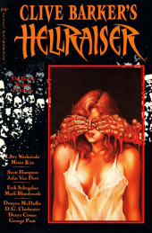 Clive Barker's Hellraiser (1989) -9- Issue #9