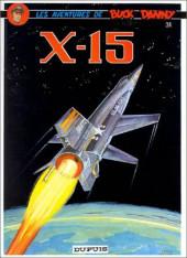 Buck Danny -31c1986- X-15