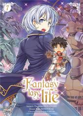 A Fantasy lazy life -7- Volume 7