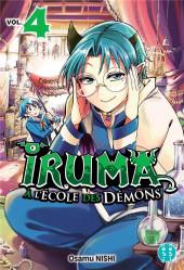 Iruma à l'École des Démons -4- Tome 4