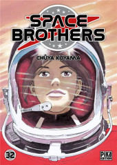 Space Brothers -32- Tome 32