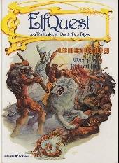 ElfQuest (Le pays des elfes) -1- Les rescapés du feu