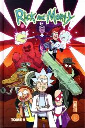 Rick and Morty -9- Tome 9