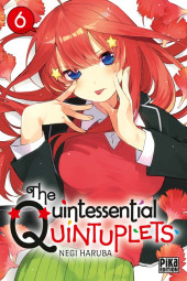 Quintessential Quintuplets (The) -6- Tome 6