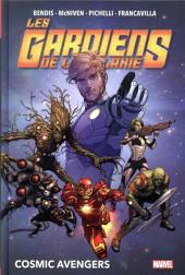 Les gardiens de la Galaxie (Marvel Now!) -INT01- Cosmic Avengers