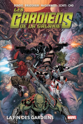 Les gardiens de la Galaxie (Marvel Now!) -INT02- La Fin des Gardiens
