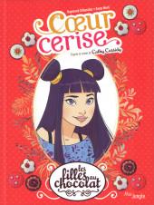 Les filles au chocolat -1ES2- Cœur Cerise