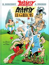 Astérix (Hachette) -1d2013- Astérix le Gaulois
