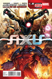 Avengers & X-Men: Axis (2014) -1- The Red Supremacy: Chapter 1 - We Will All Be Dead Tomorrow