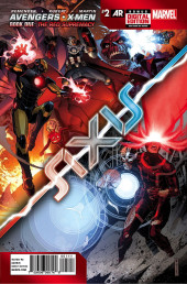 Avengers & X-Men: Axis (2014) -2- The Red Supremacy: Chapter 2 - Theme to a Desperate Scene