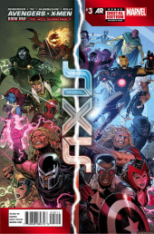 Avengers & X-Men: Axis (2014) -3- The Red Supremacy: Chapter 3 - Good News for Bad People