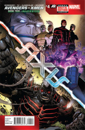 Avengers & X-Men: Axis (2014) -4- Inversion: Chapter 1 - Altered Beast
