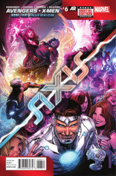 Avengers & X-Men: Axis (2014) -6- Inversion: Chapter 3 - Awakened Like Us
