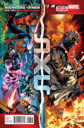 Avengers & X-Men: Axis (2014) -7- New World Disorder: Chapter 1 - End The Line