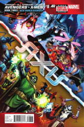 Avengers & X-Men: Axis (2014) -8- New World Disorder: Chapter 2 - Why They Sting