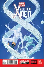All-New X-Men (Marvel comics - 2012) -1VC- All-New X-Men (2012)