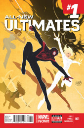 All-New Ultimates (2014) -1- Power for Power