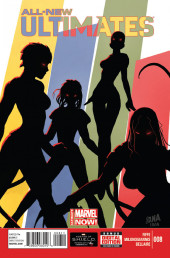All-New Ultimates (2014) -8- Femme Fatales
