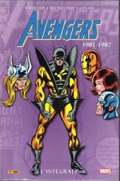 Avengers (The) (L'intégrale) -18- L'intégrale 1981-1982