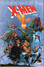X-Men (L'intégrale) -41- 1995
