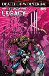 Death of Wolverine: The Logan Legacy (2014) -INT- Death of Wolverine: The Logan Legacy