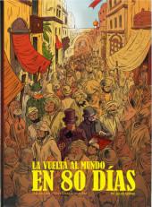 La vuelta al mundo en 80 días de Julio Verne