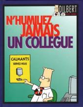 Dilbert (Vents d'Ouest) -4- N'humiliez jamais un collègue