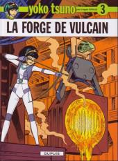Yoko Tsuno -3c2015- La forge de vulcain