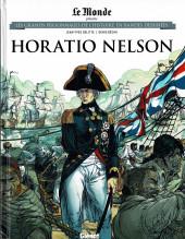 Les grands Personnages de l'Histoire en bandes dessinées -47- Horatio Nelson