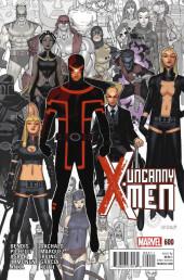 X-Men Vol.1 (The Uncanny) (Marvel comics - 1963) -600- Uncanny X-Men #600