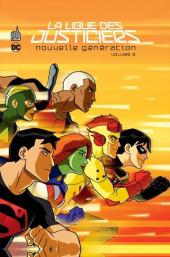 La ligue des justiciers - nouvelle génération -2- Volume 2