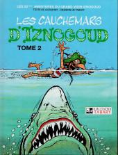 Iznogoud -22a1994- Les cauchemars d'Iznogoud