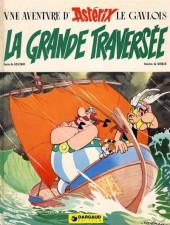 Astérix -22a1979- La grande traversée