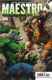 Maestro (Marvel comics - 2020) -4- Symphony in a Gamma Key - Part Four: Minuet